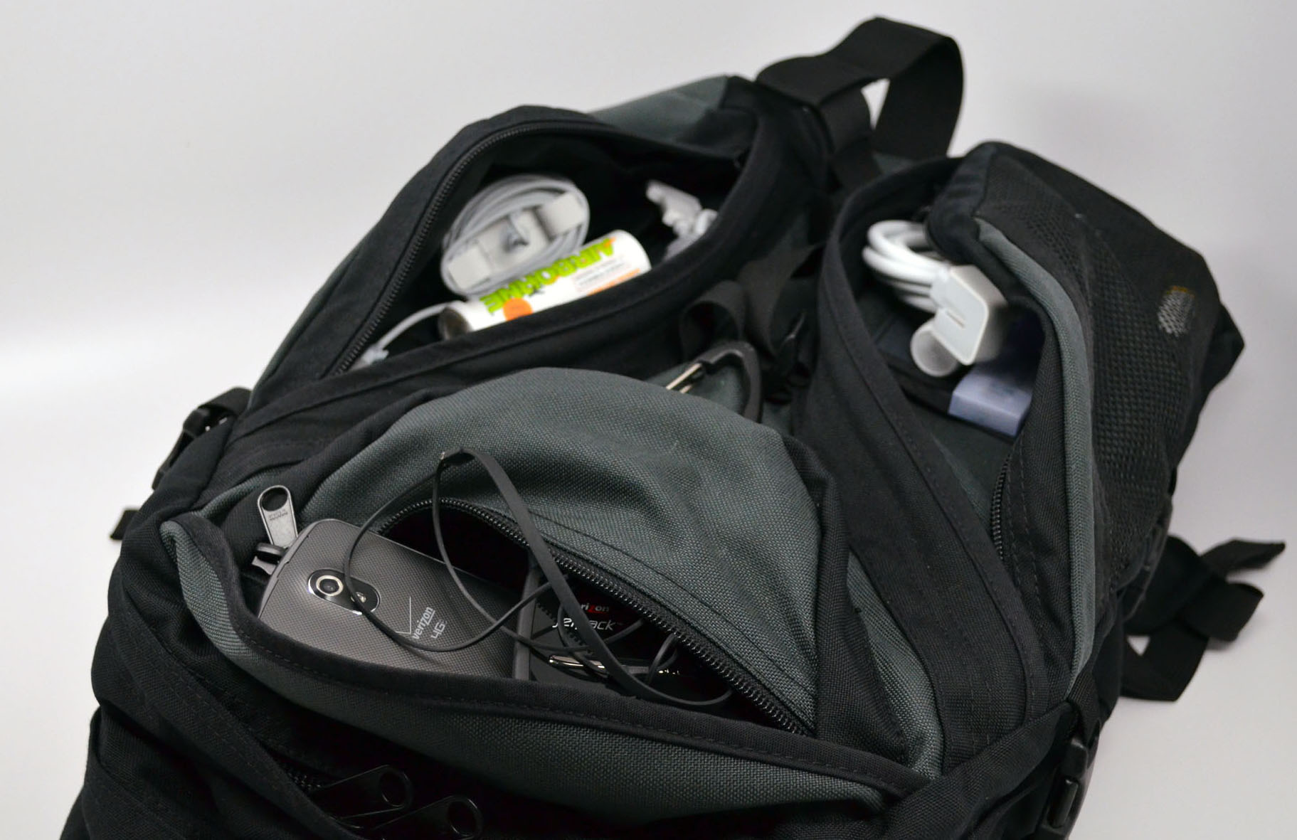 Tom Bihn Brain Bag You Ll Find Plenty Of Pockets In The