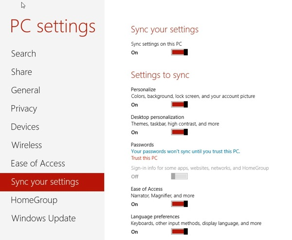 Win8settingssync