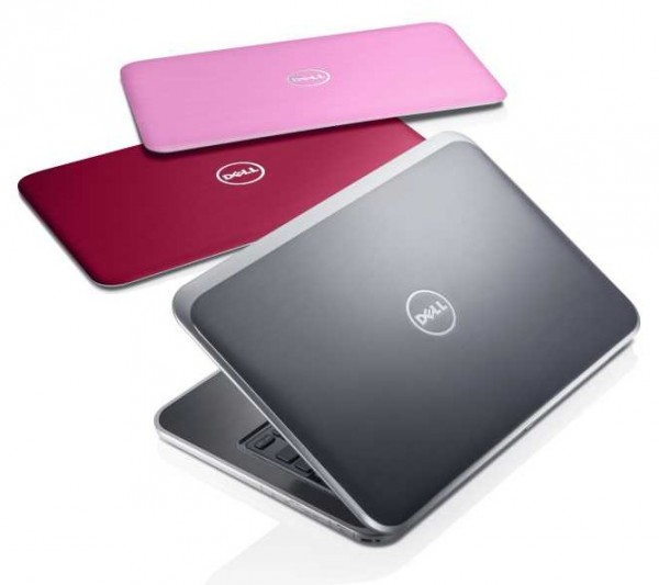 Inspiron 13z Notebook with SWITCH by Design Studio Lids