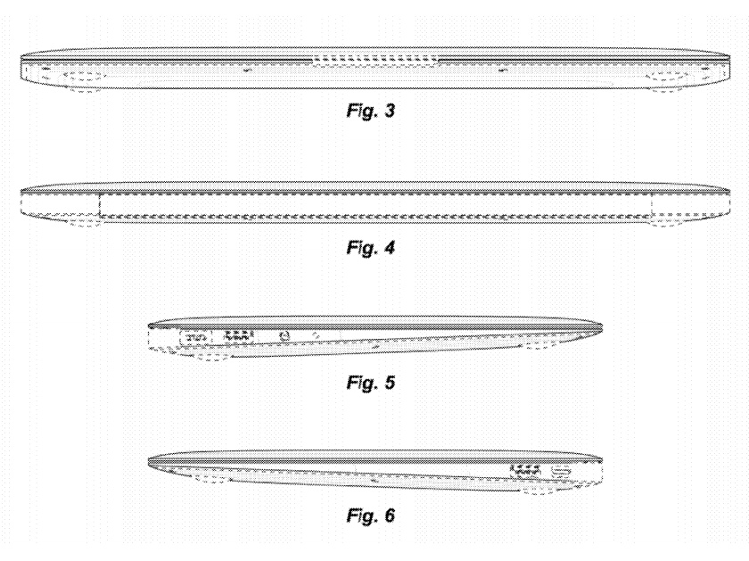 MacBook Air Patent Design