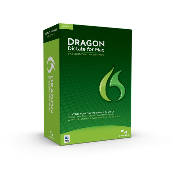 dragon dictate for mac 3