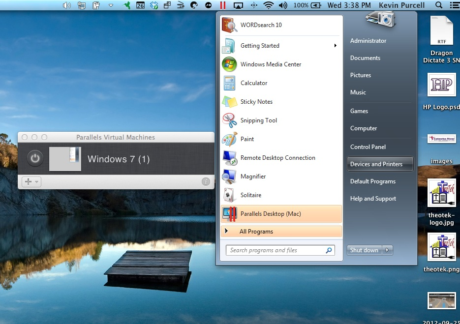 Parallels Desktop 8 for Mac Review: Run Windows on Mac