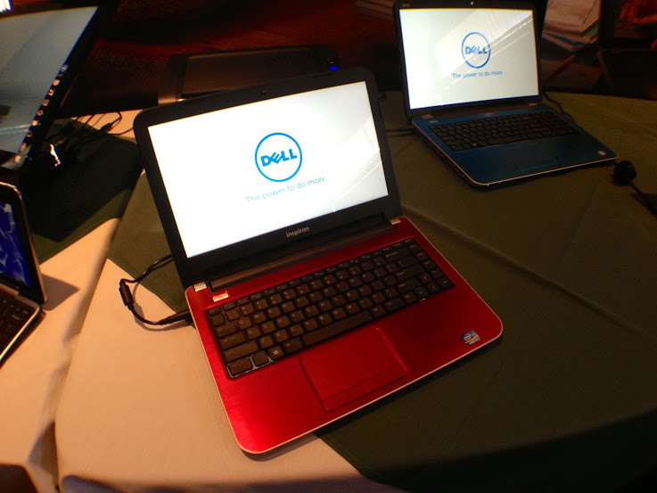 dell inspiron 15r red