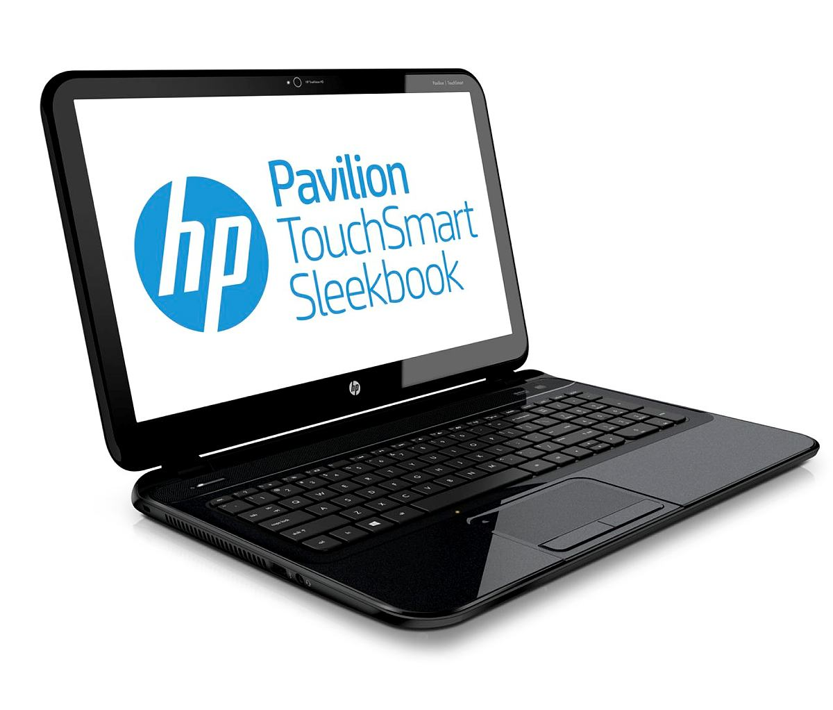HP TouchSmart arrives at CES 2013.