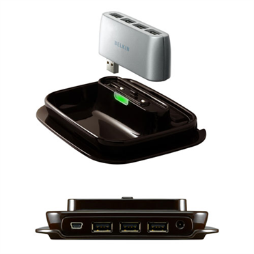 belkin usb hub to go