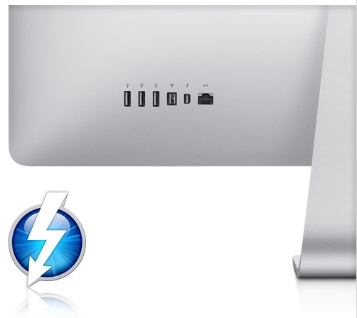 apple thunderbolt dock