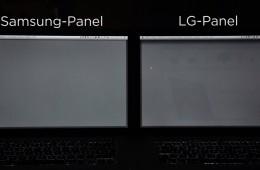 macbook pro ghosting comparison