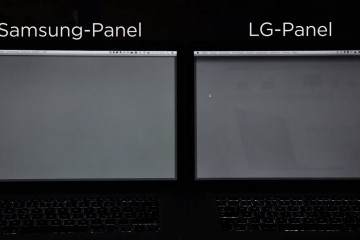 macbook pro ghosting comparison