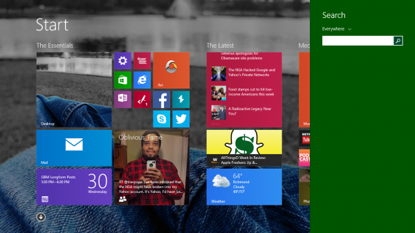 How to Use Bing Search in Windows 8 (4)