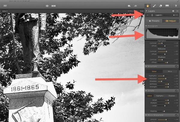 intensify pro preset adjustments