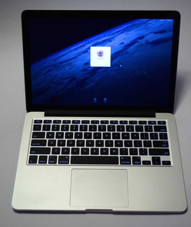 Apple MacBook Pro 13-inch with Retina Display Review - YouTube