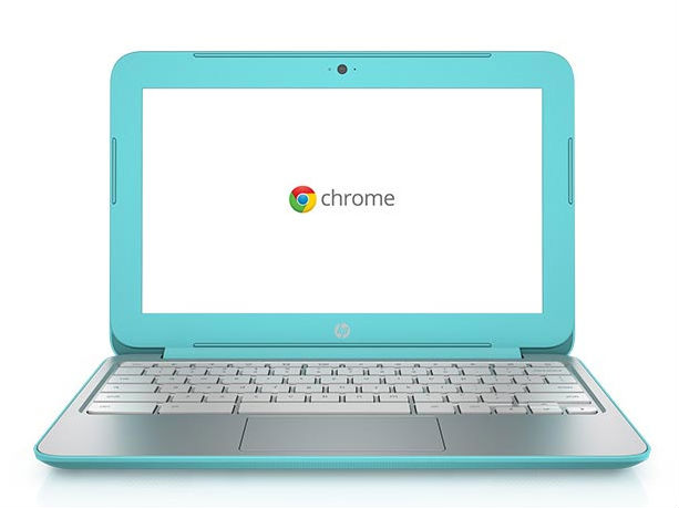 hp chromebook 11 update