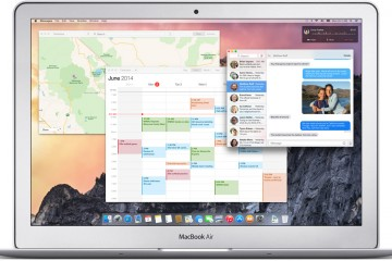 apple osx 10.10 yosemite