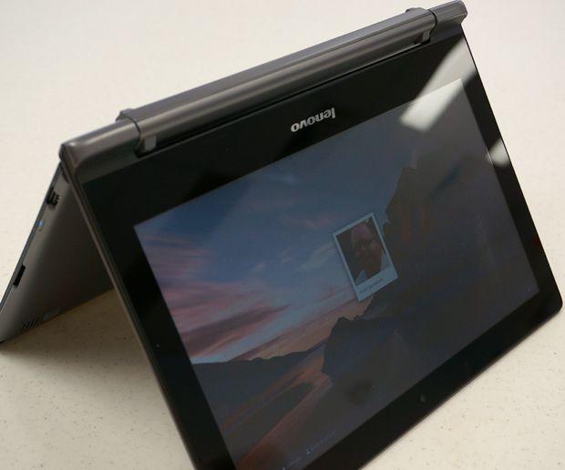 Lenovo N20p in tent mod