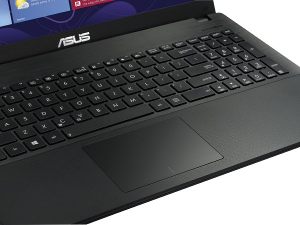 asus keyboards and trackpads usually offer comfortable typing