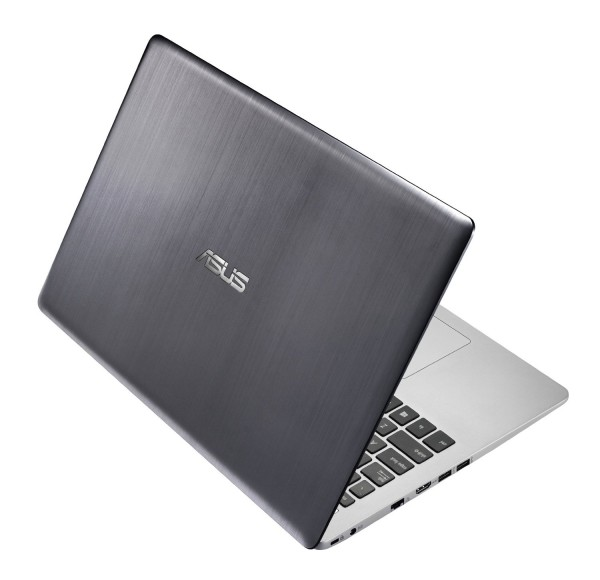 asus vivobook brushed texture lid