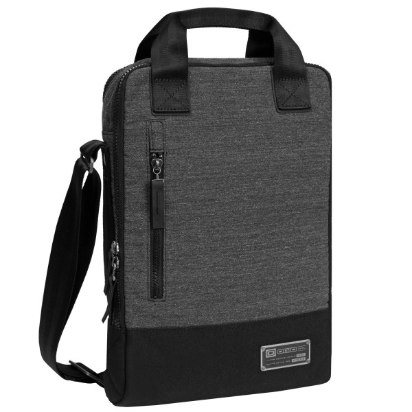 ogio covert 13 heathergray shoulder bag