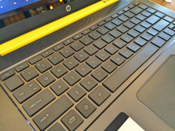 hp slatebook keyboard