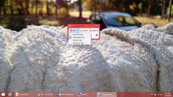 take a screenshot in windows (4)