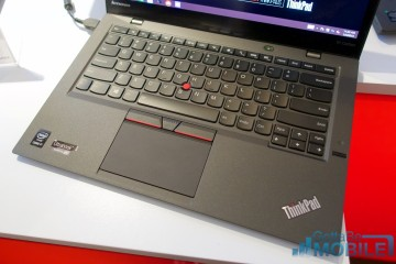 Lenovo delivers the physical key function row and three button mouse.