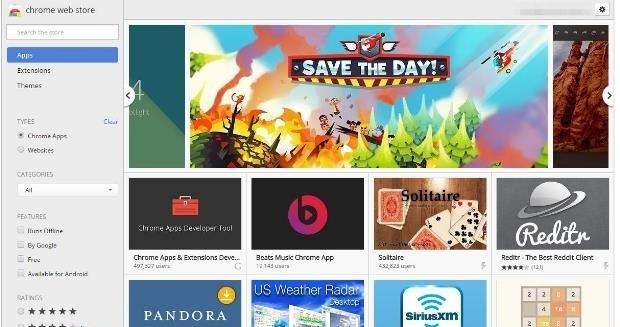 10 Great Google Chromebook Apps