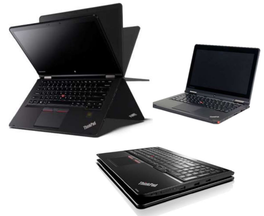 Lenovo Means Serious Business With The New Thinkpad Yoga