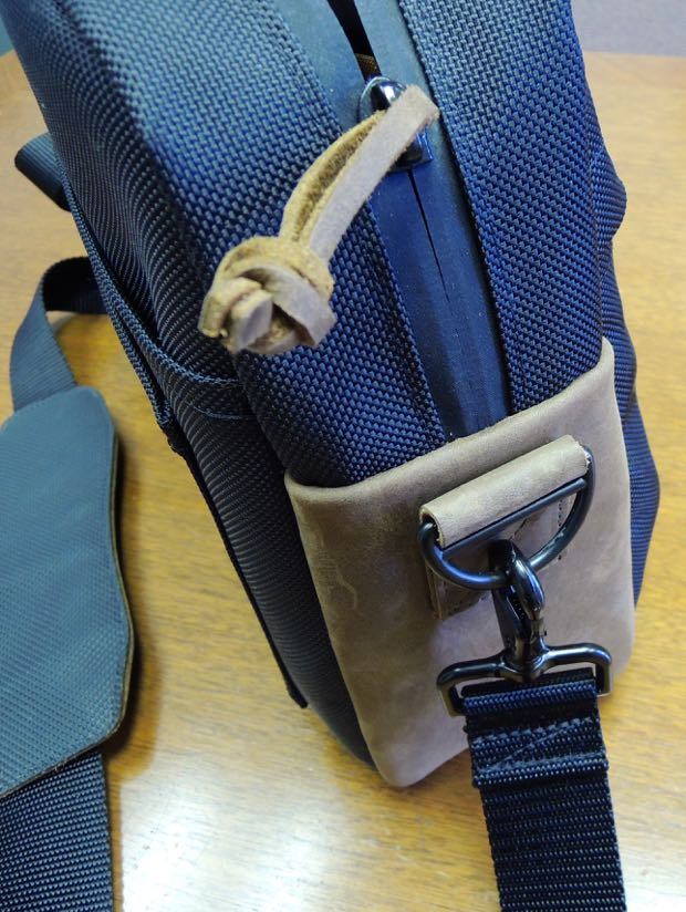 waterfield designs bolt briefcase side strap connector