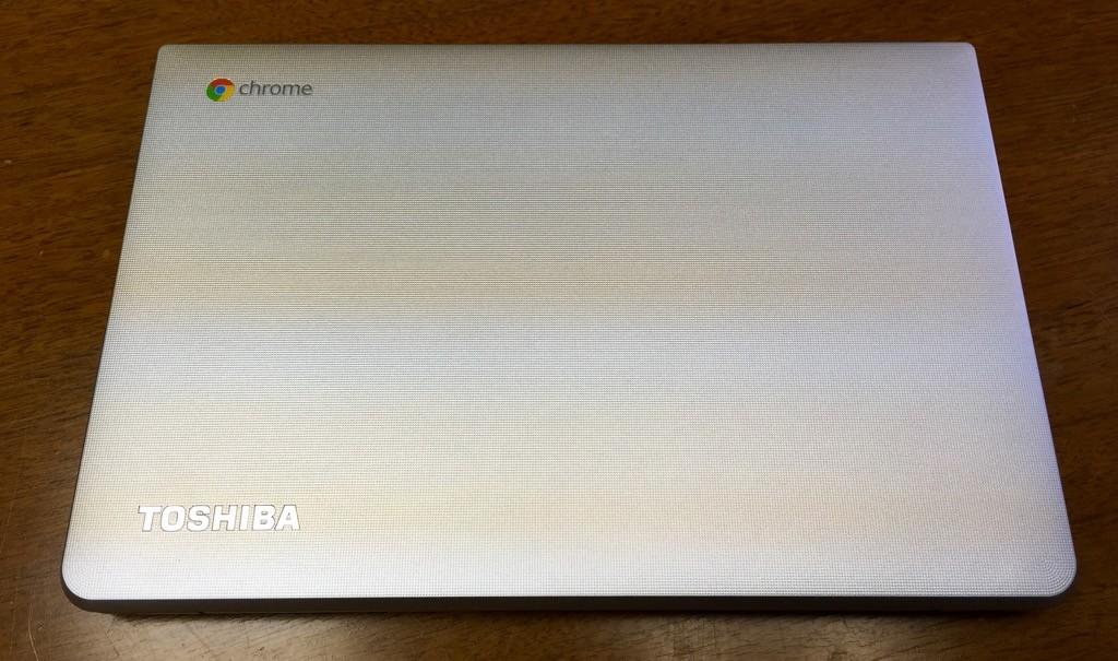 toshiba chromebook 2 top