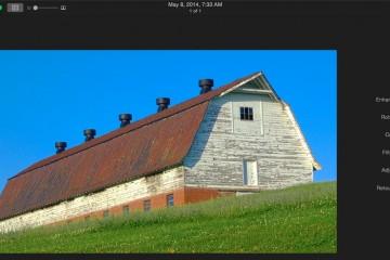 photos in os x yosemite 10.10.3 beta