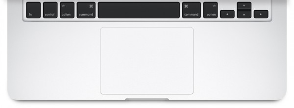 force touch trackpad on 13-inch 2015 macbook pro