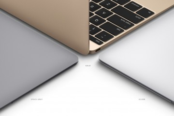 new macbook comes in 3 colors