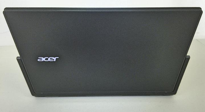Acer Aspire R13 lid and acer logo