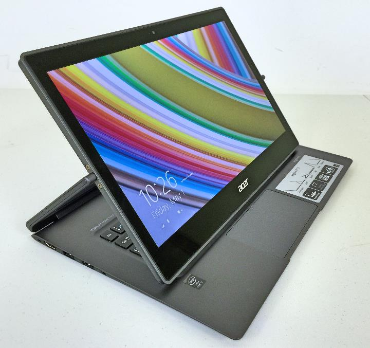 Acer Aspire R13 stand mode