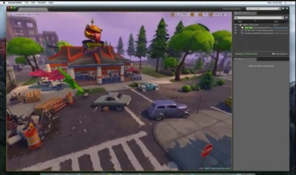 a game running on metal os x el capitan graphics engine