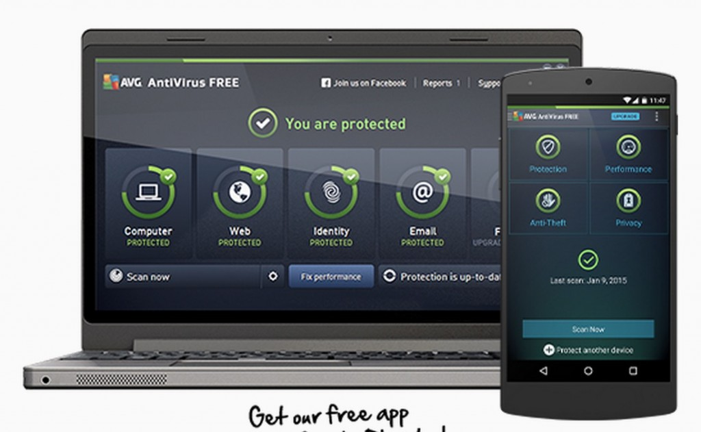 Best Free Antivirus Software 2015 - 1