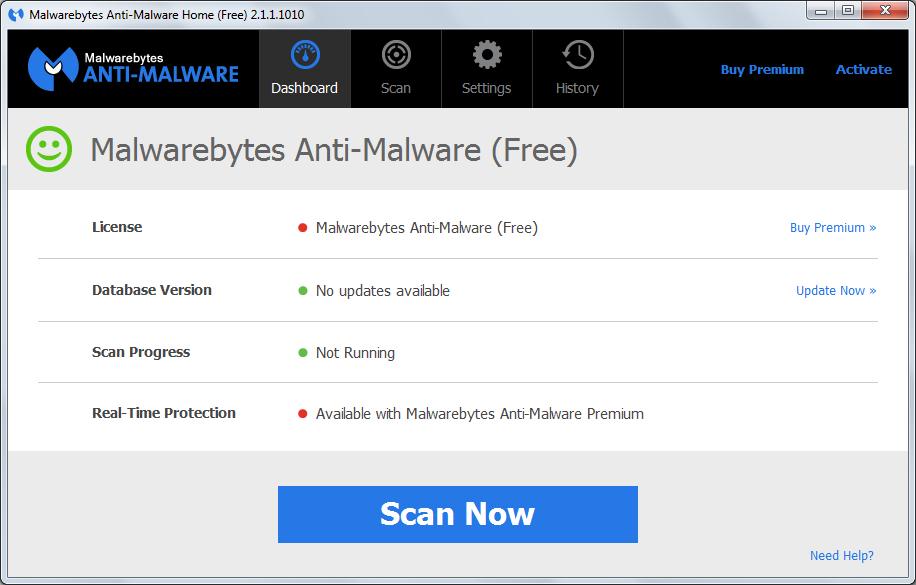 Free Malware Removal 2015