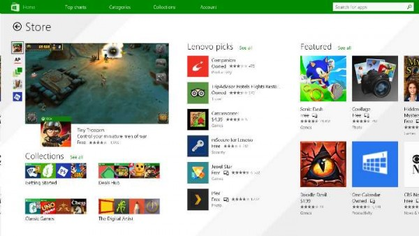 windows store in windows 10