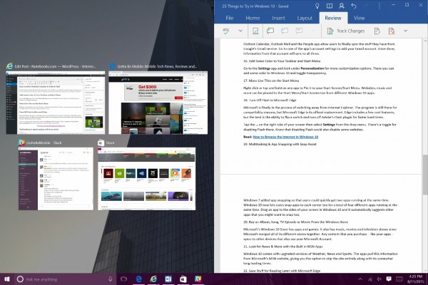 26 Windows 10 Features to Try (19)