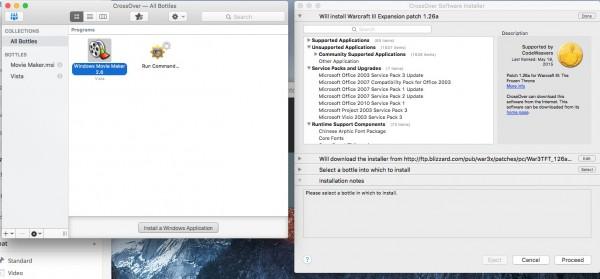 crossover mac installer