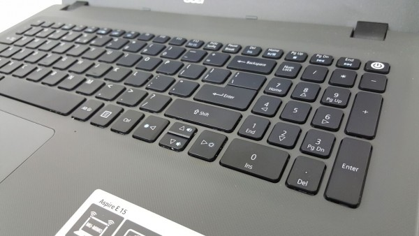 acer e15 keyboard