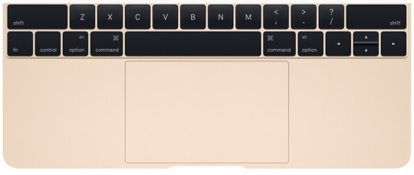 apple macbook force touch