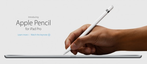 apple pencil stylus for ipad pro