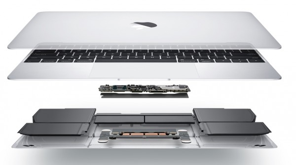 new macbook internal hardware