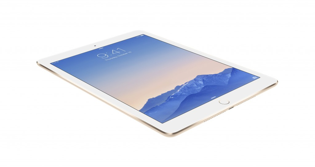 Apple iPad Air 2 in Gold