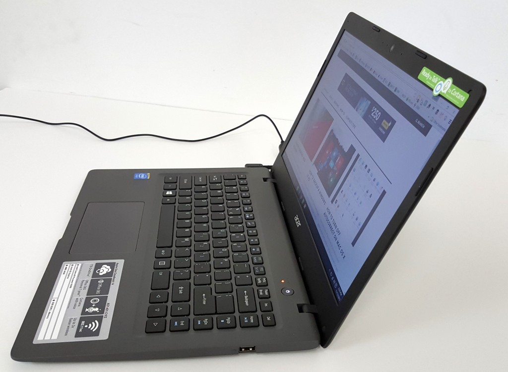 acer aspire one cloudbook 14 viewing angle