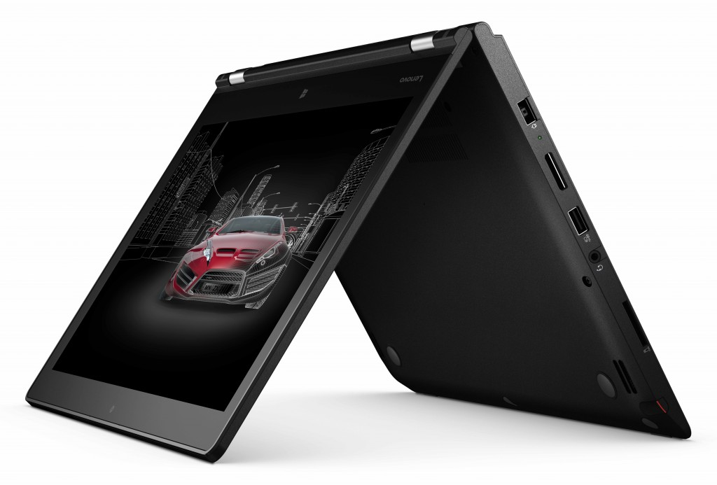 Lenovo ThinkPad P40 Yoga_7 Onscreen