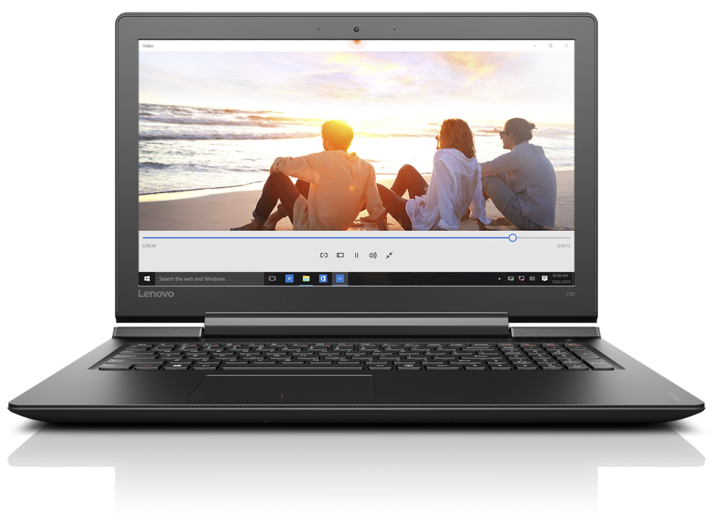 ideapad 700 15-inch in Black_Watching a Video