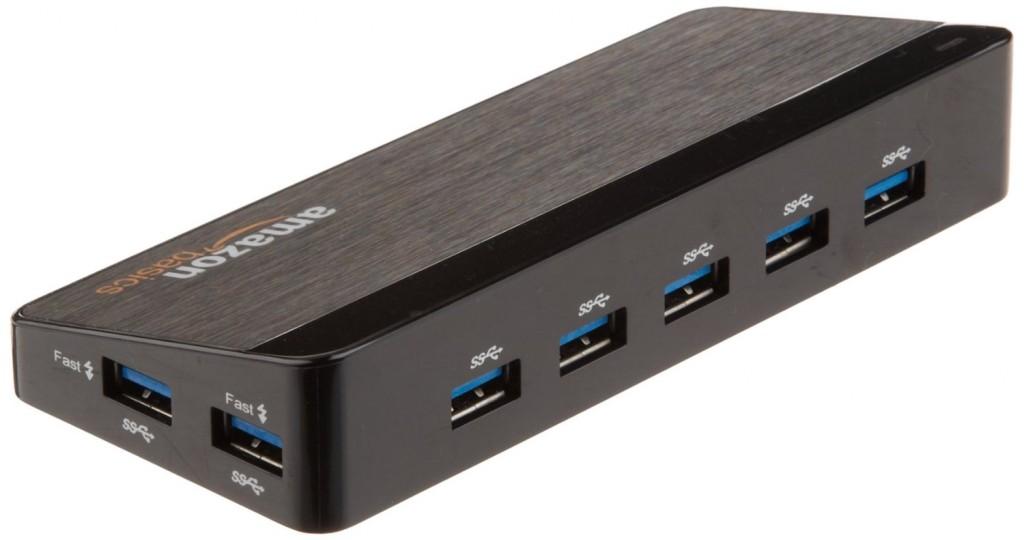 Amazon Basics USB 3.0 hub