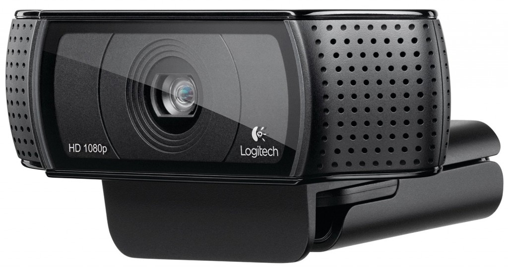 Logitech HD C920 webcam