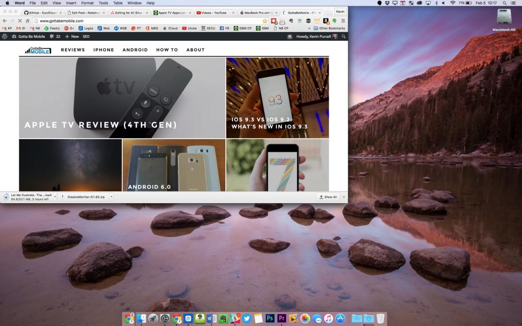 macbook pro resolution at 1920 x 1200 resolution